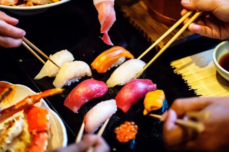 japanese food report