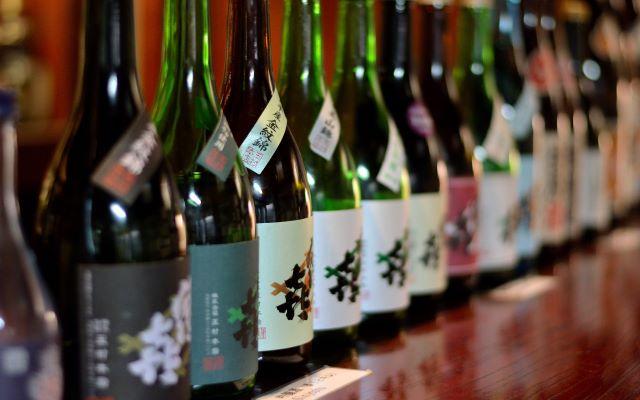 アメリカの日本酒輸入、アルコール市場における日本酒